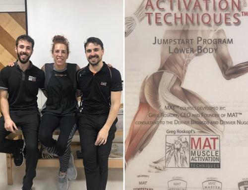 Formación MAT Jumpstart: Técnicas de Activación Muscular