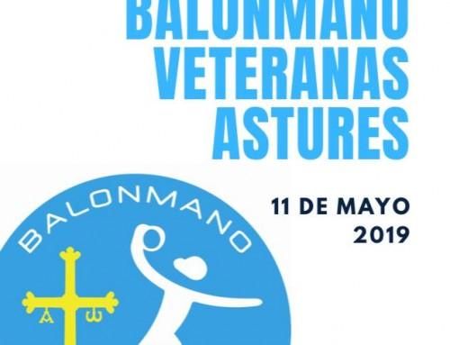 Patrocinio del I Torneo de balonmano veteranas astures